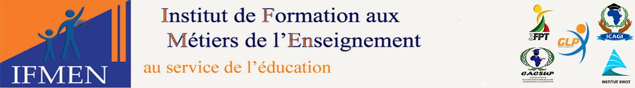 IFMEN Plateforme de FAD des Lettres et Sciences Humaines